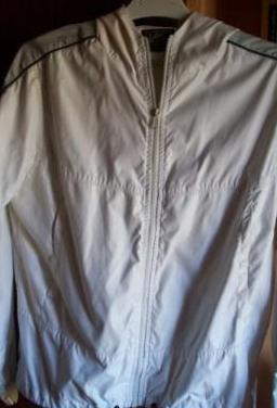 Sudadera lee jacket blanca (talla l) original