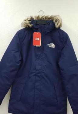 The north face talla m azul