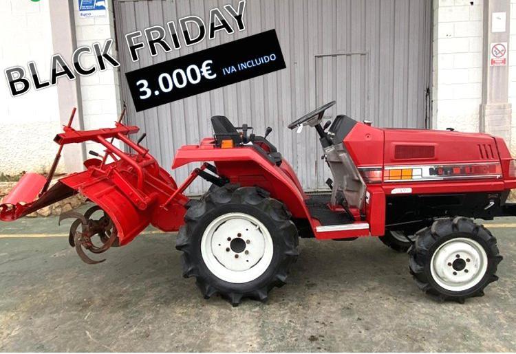 Venta de mini tractor mitsubishi mt14 doble tracción en