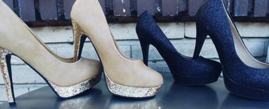 Zapatos de fiesta numero 37 ,nuevos