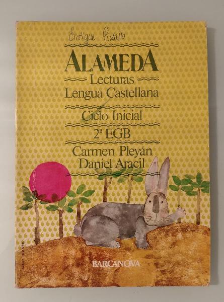 Alameda 2 egb lecturas lengua castellana