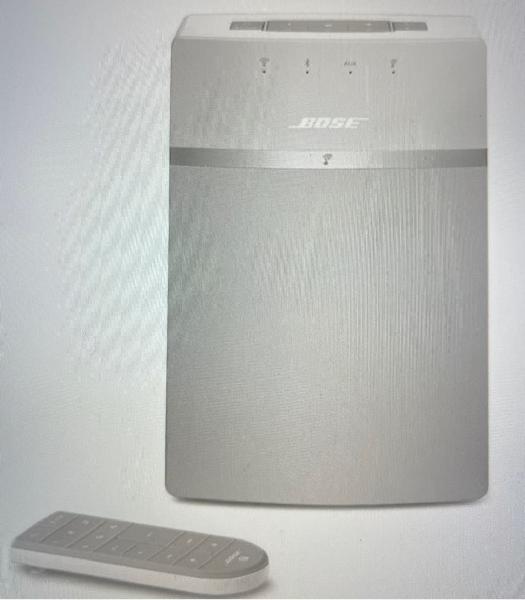 Altavoz bose soundtouch 10 color blanco nuevo