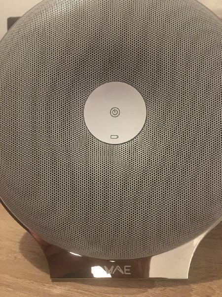 Altavoz audio bluetooth