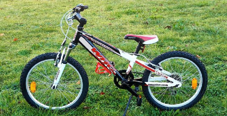 Bicicleta 20 wrc conor aluminio