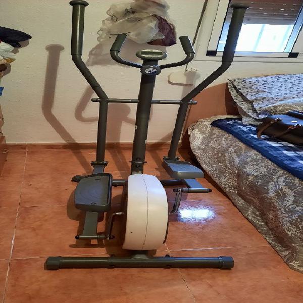 Bicicleta elíptica domyos ve130 decathlon