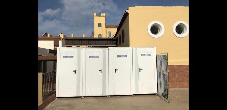 Baños portátiles - aseos, wc