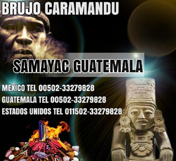 Caramandu brujo...tel 00502-33279828