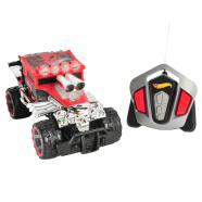 Hot wheels coche teledirigido de carreras baja bone shaker