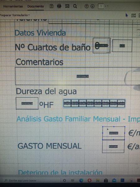 Pasar a pdf y crear formulario automatizado