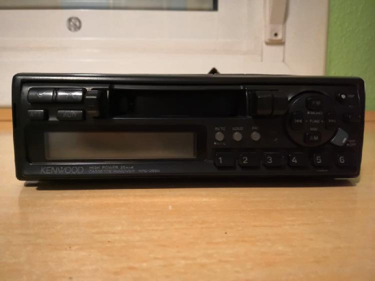 Ràdio cassette para coche