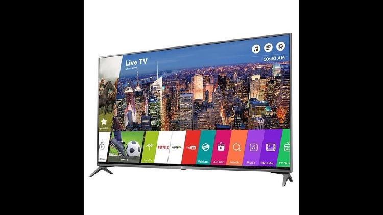 Tv lg 43uj65 43' 4k uhd smart tv
