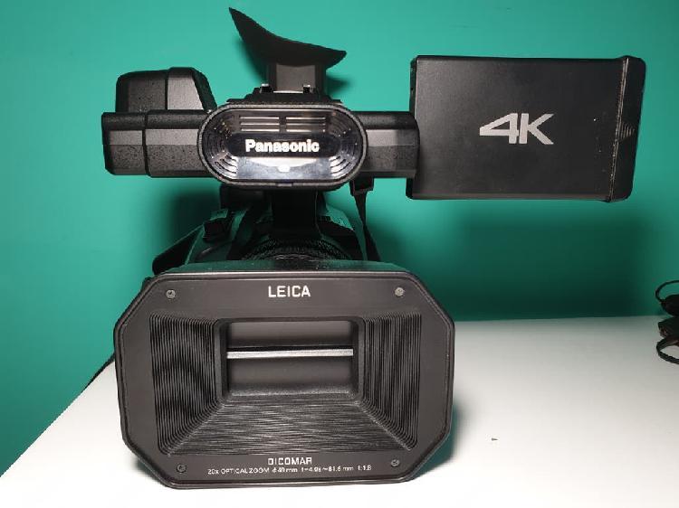 Video camara panasonic hc-x1000