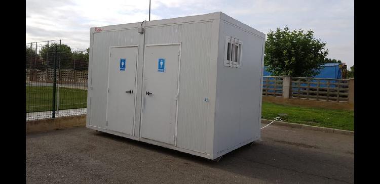 Wc y baños portátiles
