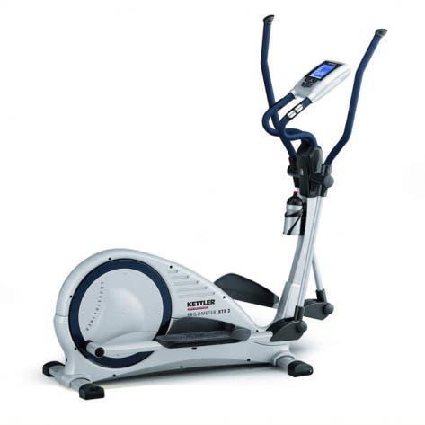 Bicicleta eliptica kettler ergometer xtr2