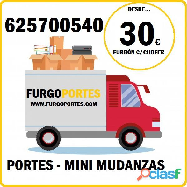 30€(*Portes En Legazpi*) :625+700540 Moving
