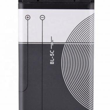 Bateria recargable bl-5c li-ion para nokia.
