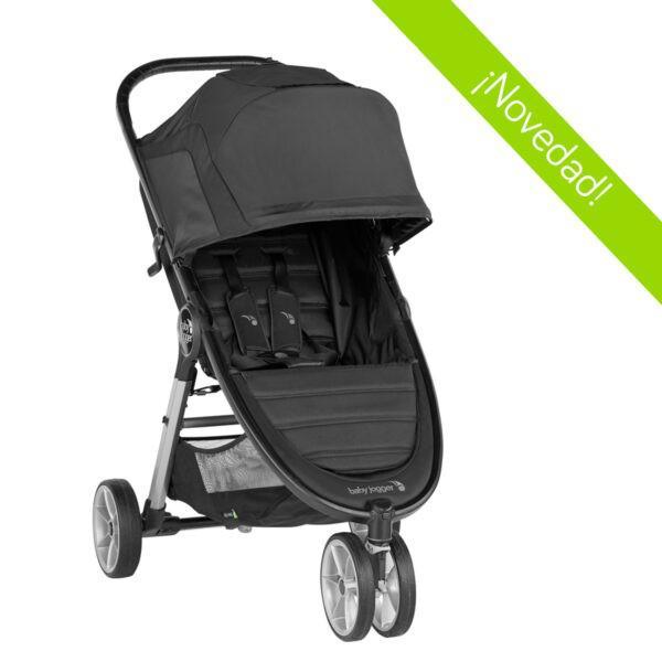 Baby jogger city mini 2 - 3 ruedas.