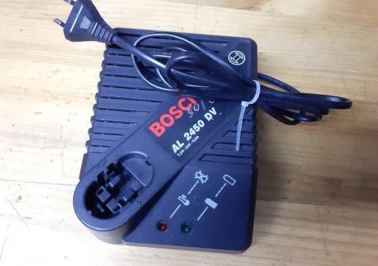 Cargador baterías bosch al2450dv