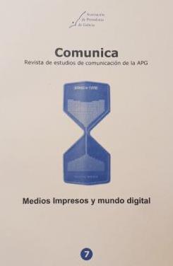 Comunica. revista de la apg