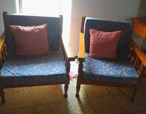 Conjunto de muebles salon