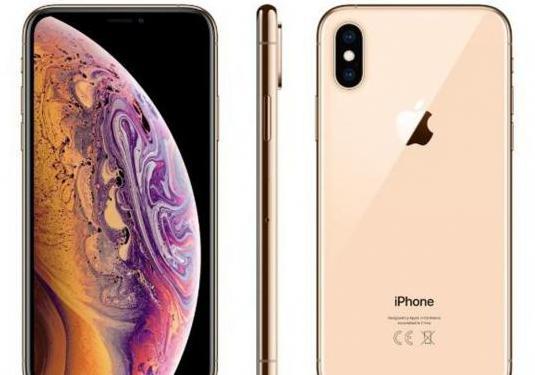 Iphone xs - 64gb - 100% original, varios color...