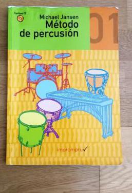 Libro método de percusión 01
