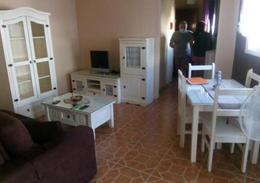 Muebles salon estilo rustico blancos