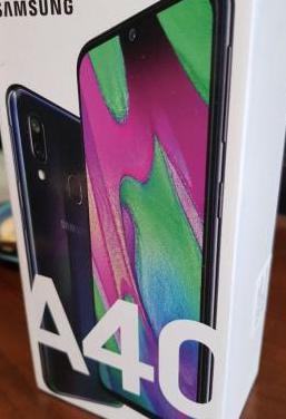 Samsung galaxy a40 nuevo