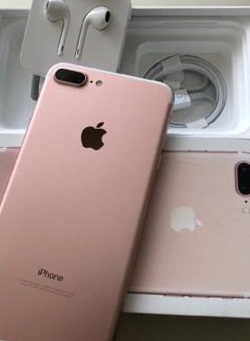 Iphone 7 plus 128 gb, muy cuidado