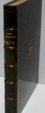Raza, jaime de andrade. primera edicion 1942