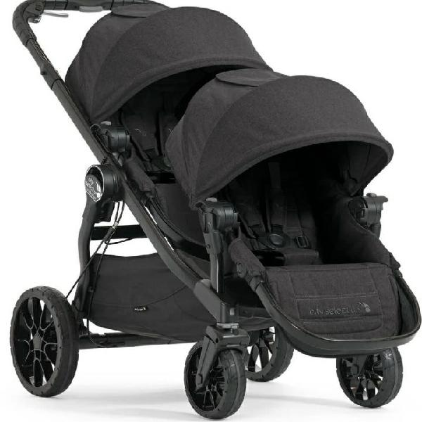 Baby jogger city select lux completo