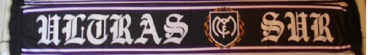 Bufandas ultras sur us 1980
