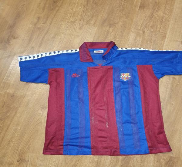 Camiseta de fútbol kappa barcelona
