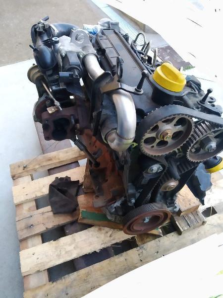 Despiece motor renault 1.5 dci d/k9kj7