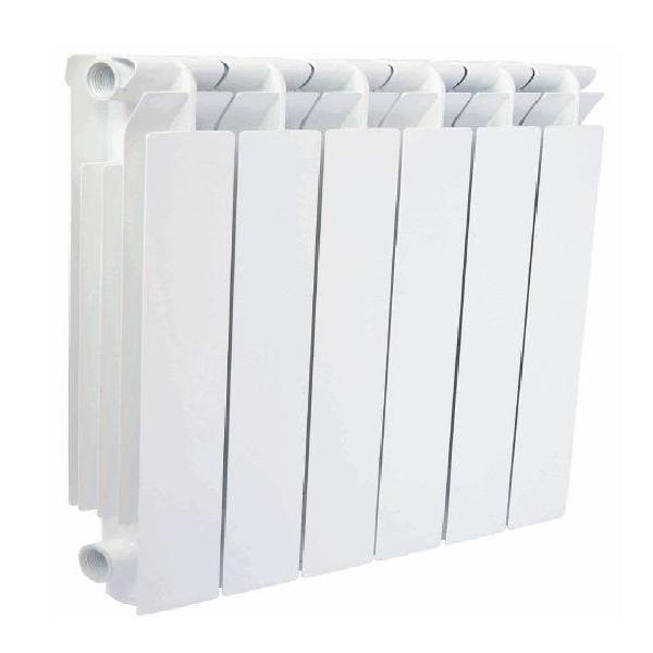 Elementos radiador de aluminio