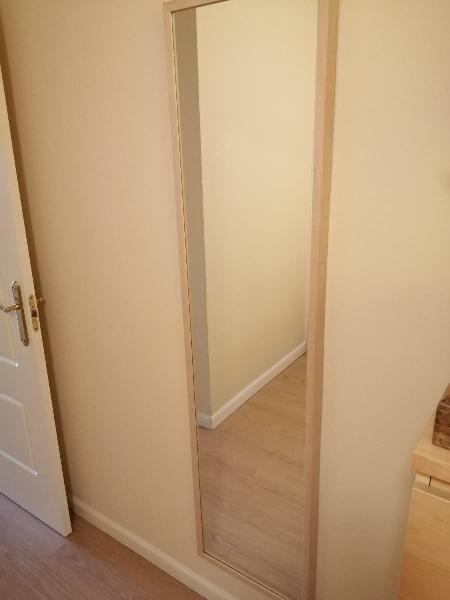 Espejo de pared cuerpo entero 40x15, nuevo