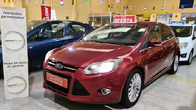 Ford focus 1.6tdci titanium 115