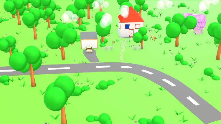 Hacemos series de dibujos animados para tv