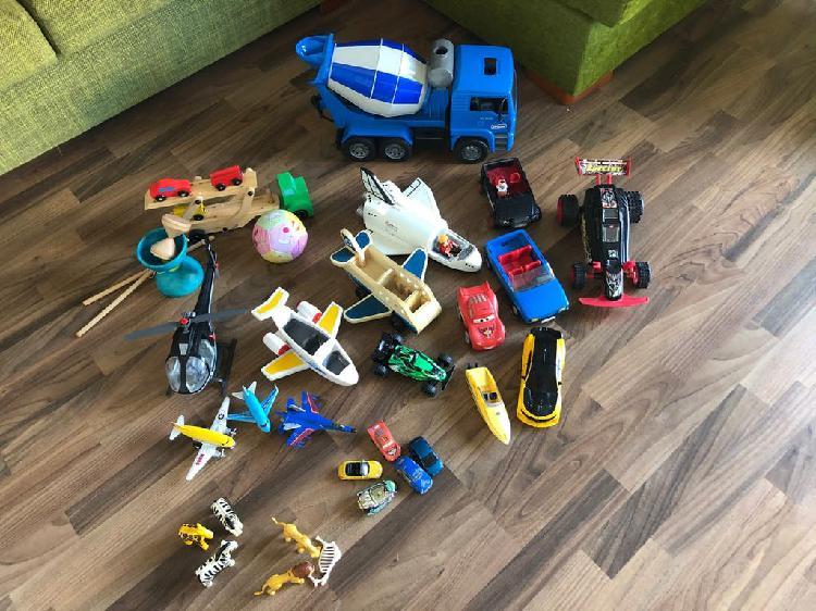 Kit de juguetes de niño