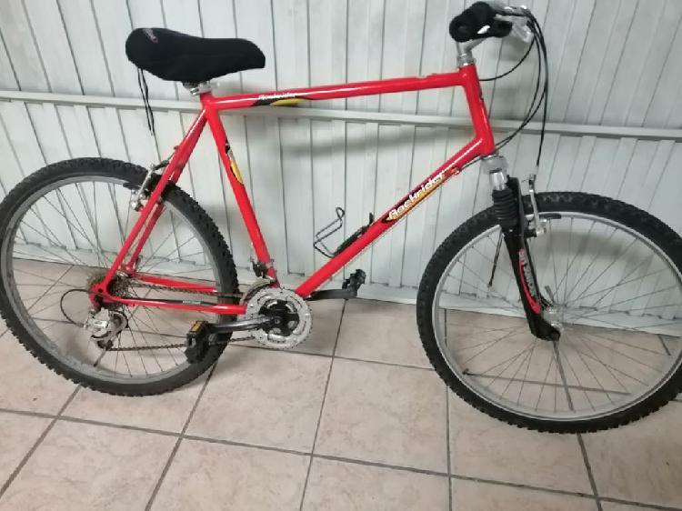 Mountain bike rockraider