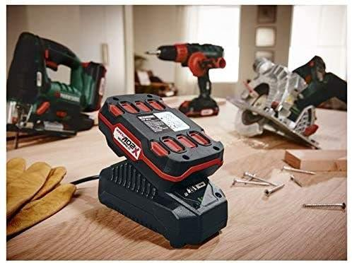 Pack batería y cargador rápido parkside 20v