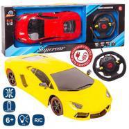 Radio control cargador y batería coche super sport 7