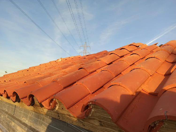 Reforma tejados con sistema sedogan