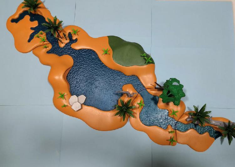 Rio modelo 2 de playmobil