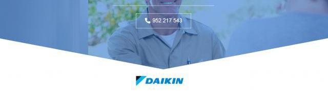 Servicio técnico daikin benalmadena 952210452