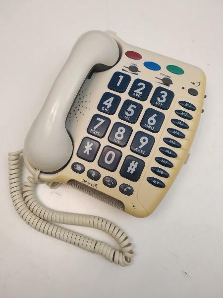 Teléfono fijo telecom y novatecno s.a.