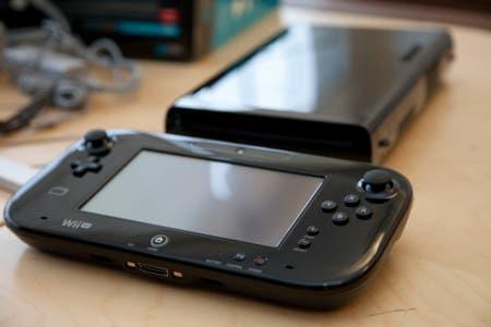 Wii u prácticamente nueva con mando