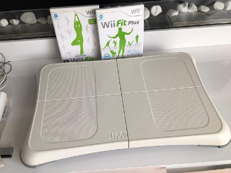 Wii balance board y juegos