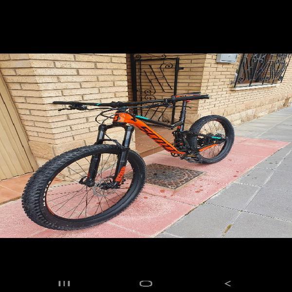 Bici , mtb, btt , enduro ,scott genius 760