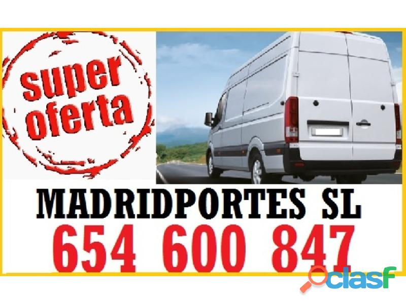 MADRIDPORTES Mudanzas Vallecas